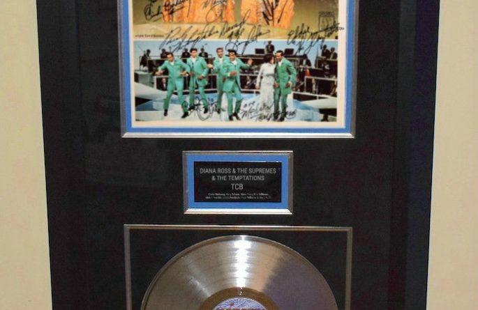 Diana Ross & The Supremes & The Temptations – TCB Original Soundtrack