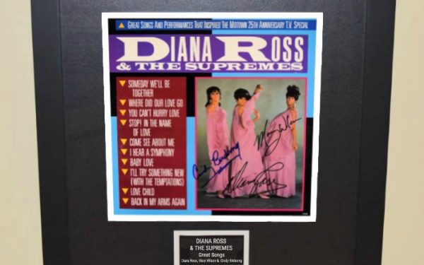 Diana Ross & The Supremes – Great Songs