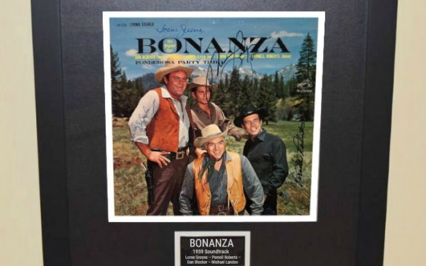 Bonanza Original Soundtrack