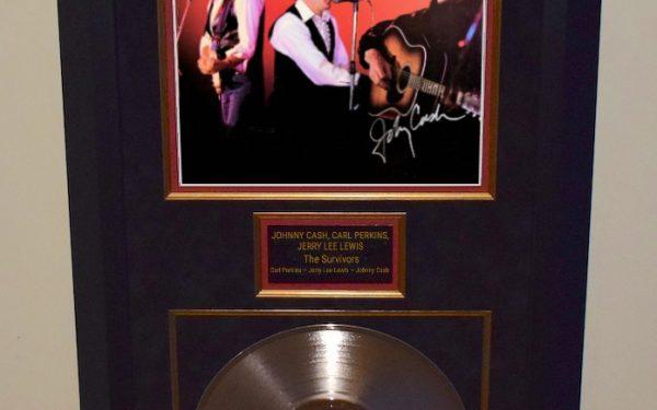 Johnny Cash, Carl Perkins, Jerry Lee Lewis – The Survivors