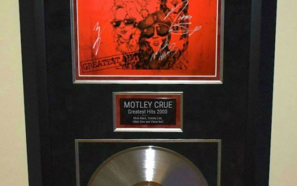 Motley Crue – Greatest Hits 2000